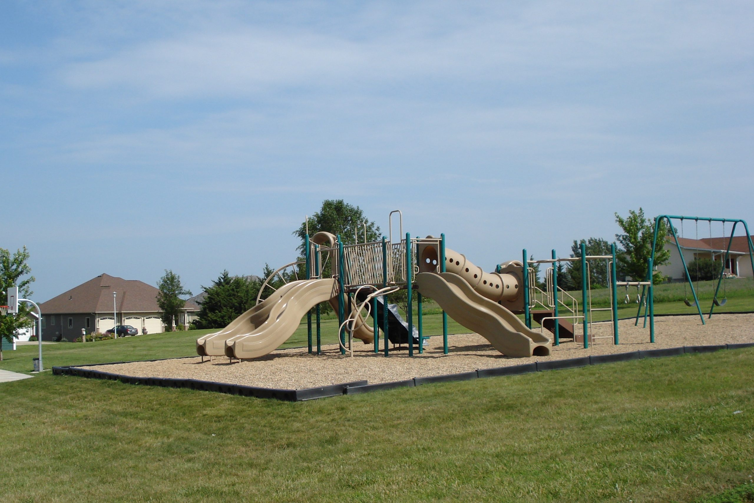 playground at Lower Gar Estates